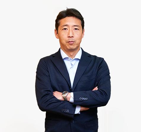 代表取締役星田洋伸の写真